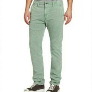 Levi's Chino Twill Pant (W29 L30) Python Green 🐍